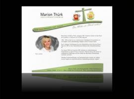 Marion Thürk - Heilpraktikerin Homepage
