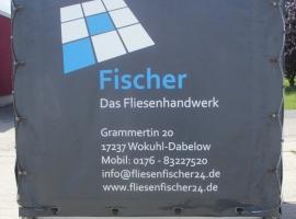 Fischer - Das Fliesenhandwerk