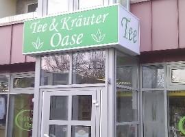 Tee- & Kräuteroase